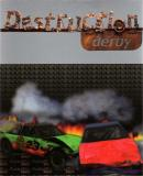 Caratula nº 248704 de Destruction Derby (800 x 1013)