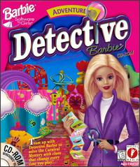 Caratula de Detective Barbie in The Mystery of the Carnival Caper para PC
