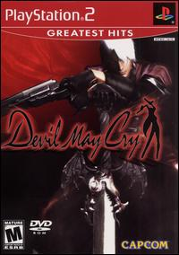 Caratula de Devil May Cry [Greatest Hits] para PlayStation 2