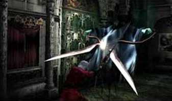 Pantallazo de Devil May Cry para PlayStation 2