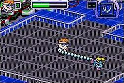 Pantallazo de Dexter's Laboratory: Deesaster Strikes para Game Boy Advance
