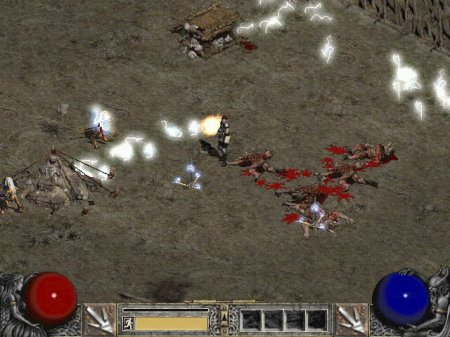 Pantallazo de Diablo 2 Expansion: Lord of Destruction para PC