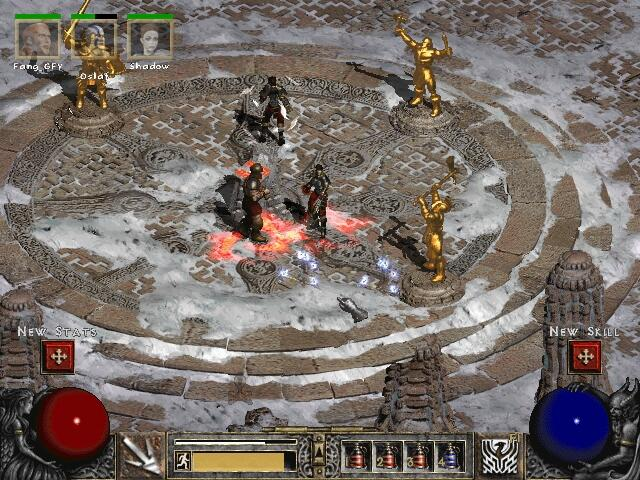 Diablo Edicion Platino - Diablo Hellfire - Diablo 2 - Diablo II: Lord of Destruction - [Español] [Expansiones] [Extras] - Lemou's Links - Juegos PC Gratis en Descarga Directa