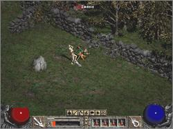 Pantallazo de Diablo II Collector's Edition para PC