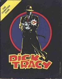 Caratula de Dick Tracy para Spectrum