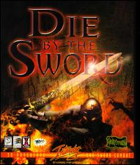Caratula de Die by the Sword para PC