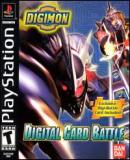 Carátula de Digimon Digital Card Battle