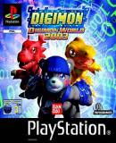 Carátula de Digimon World 2003
