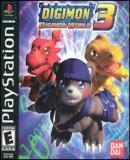 Carátula de Digimon World 3