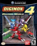 Carátula de Digimon World 4