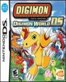 Carátula de Digimon World DS