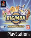 Carátula de Digimon World