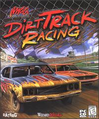 Caratula de Dirt Track Racing para PC