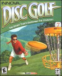 Caratula de Disc Golf para PC