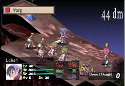Pantallazo de Disgaea: Hour of Darkness para PlayStation 2