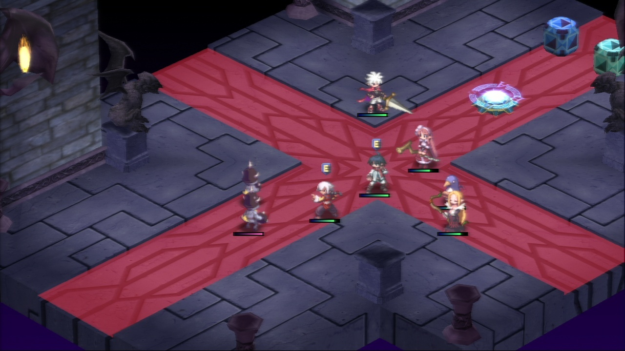 Pantallazo de Disgaea 3: Absence of Justice para PlayStation 3