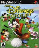 Carátula de Disney Golf