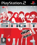 Carátula de Disney Sing It: High School Musical 3