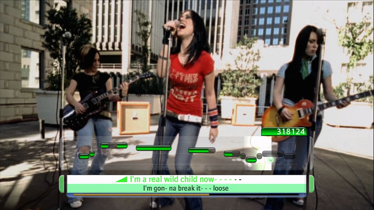 Pantallazo de Disney Sing it para Xbox 360