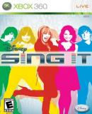 Caratula nº 129863 de Disney Sing it (350 x 493)