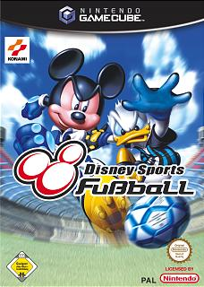 Caratula de Disney Sports Football para GameCube