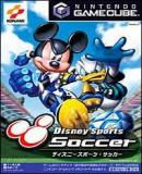 Carátula de Disney Sports Soccer