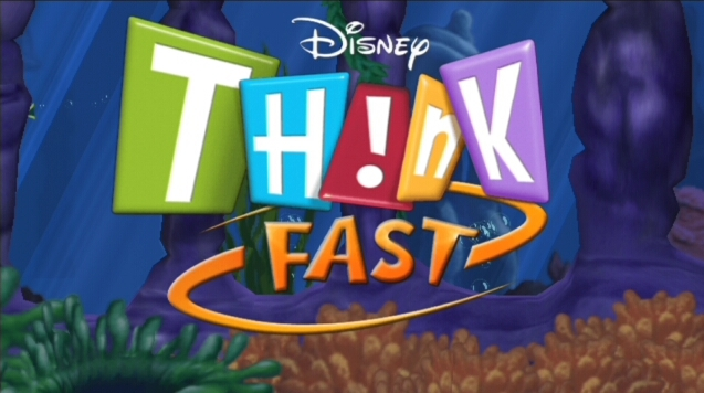 Pantallazo de Disney Th!nk Fast para PlayStation 2
