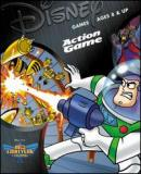 Carátula de Disney/Pixar's Buzz Lightyear of Star Command Action Game