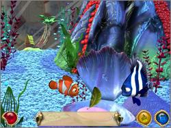 Pantallazo de Disney/Pixar's Finding Nemo: Nemo's Underwater World of Fun para PC