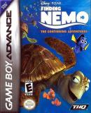 Carátula de Disney/Pixar's Finding Nemo: The Continuing Adventures