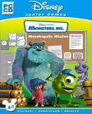 Carátula de Disney/Pixar's Monsters, Inc.: Monstropolis Mission