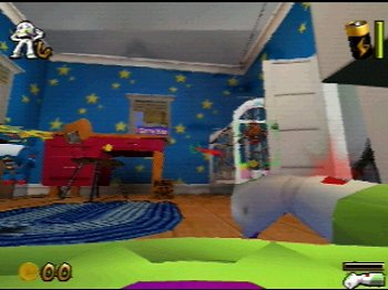 Pantallazo de Disney/Pixar's Toy Story 2: Buzz Lightyear to the Rescue! para Nintendo 64