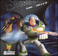 Caratula de Disney/Pixar's Toy Story 2: Buzz Lightyear to the Rescue Action Game [Jewel Case] para PC