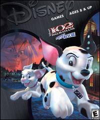 Caratula de Disney's 102 Dalmatians: Puppies to the Rescue para PC