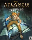 Caratula nº 56852 de Disney's Atlantis: The Lost Empire -- Trial by Fire (200 x 238)