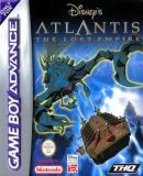 Carátula de Disney's Atlantis: The Lost Empire