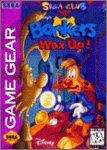Caratula de Disney's Bonkers: Wax Up! para Gamegear
