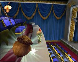Pantallazo de Disney's Chicken Little para GameCube