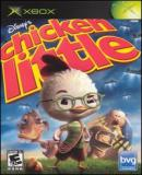 Carátula de Disney's Chicken Little