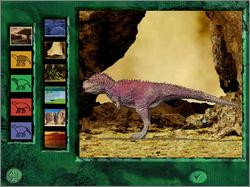 Pantallazo de Disney's Dinosaur Activity Center [Jewel Case] para PC