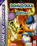 Carátula de Disney's Donald Duck Advance