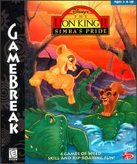 Caratula de Disney's GameBreak: The Lion King II -- Simba's Pride para PC