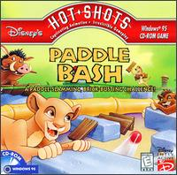 Caratula de Disney's Hot Shots: Paddle Bash para PC