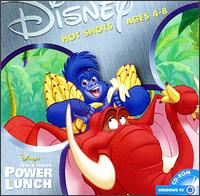 Caratula de Disney's Hot Shots: Terk and Tantor Power Lunch para PC