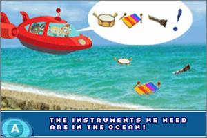 Pantallazo de Disney's Little Einsteins para Game Boy Advance