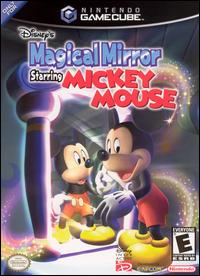 Caratula de Disney's Magical Mirror Starring Mickey Mouse para GameCube