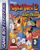 Carátula de Disney's Magical Quest 2 Starring Mickey and Minnie