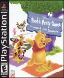 Carátula de Disney's Pooh's Party Game: In Search of the Treasure