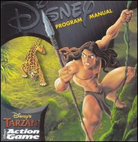 Caratula de Disney's Tarzan Acción Game [Jewel Case] para PC