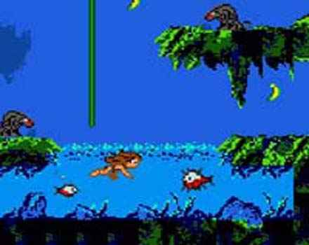 Pantallazo de Disney's Tarzan para Game Boy Color